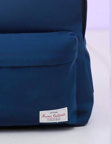 Sac à dos en bleu